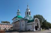 Вологда. Покрова Пресвятой Богородицы на Торгу, церковь