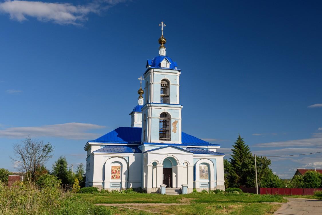 Церковь Рождества Пресвятой Богородицы, Ивановское