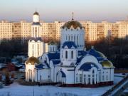 Церковь Собора Московских Святых в Бибиреве - Бибирево - Северо-Восточный административный округ (СВАО) - г. Москва