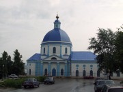 Церковь Владимирской иконы Божией Матери - Сергач - Сергачский район - Нижегородская область