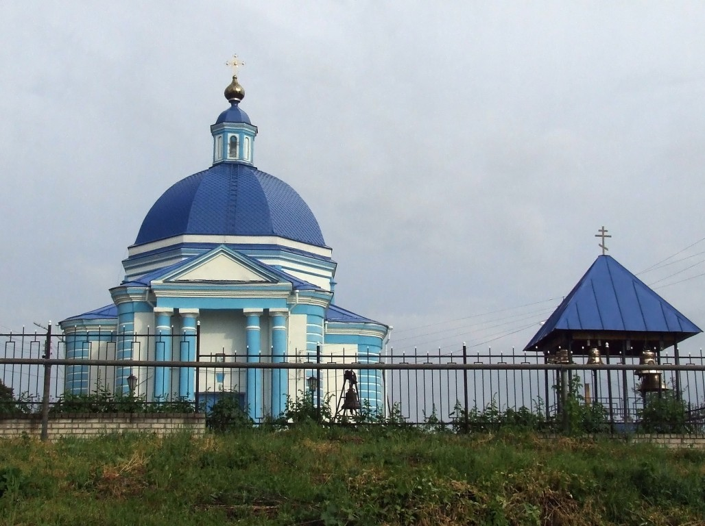 Церковь Владимирской иконы Божией Матери, Сергач