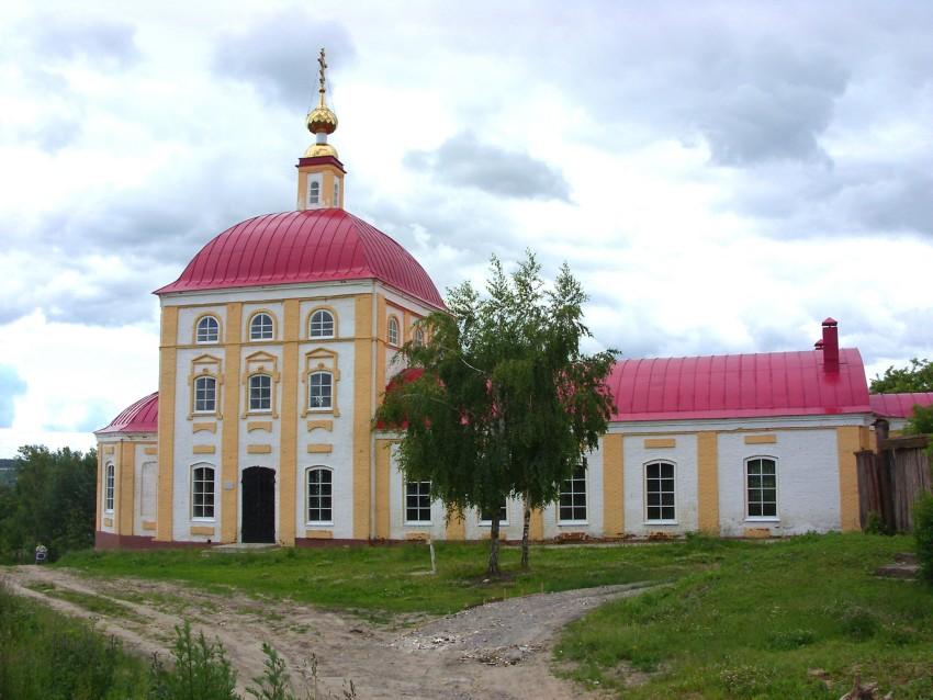 Церковь Афанасия и Кирилла, Болхов