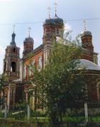 Церковь Николая Чудотворца - Стрелецкие выселки - Михайловский район - Рязанская область