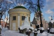 Донской монастырь. Церковь Александра Свирского - Москва - Южный административный округ (ЮАО) - г. Москва