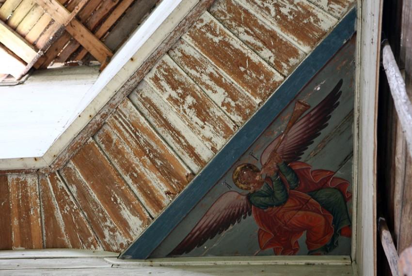 Церковь Сретения Господня, Шелоховская (Архангело)