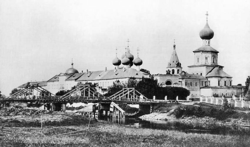 Успенский Желтиков мужской монастырь, Тверь