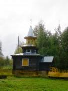 Часовня Серафима Саровского - Тулокса - Олонецкий район - Республика Карелия