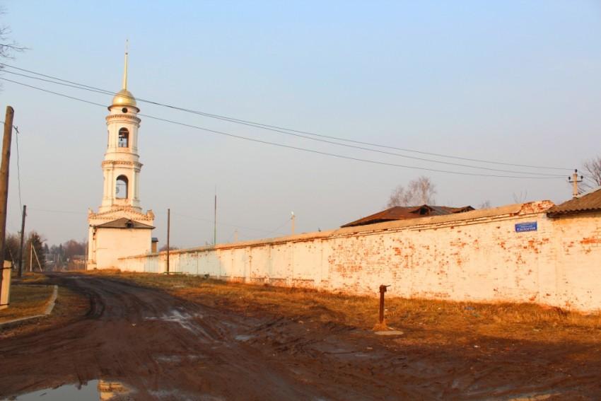 Спасо-Преображенский монастырь, Белёв