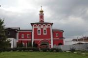 Спасо-Преображенский монастырь. Алексеевская надвратная церковь - Белёв - Белёвский район - Тульская область