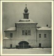 Белёв. Спасо-Преображенский монастырь. Алексеевская надвратная церковь