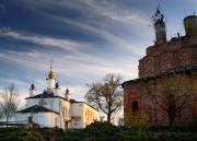 Белёв. Спасо-Преображенский монастырь. Церковь Введения во храм Пресвятой Богородицы