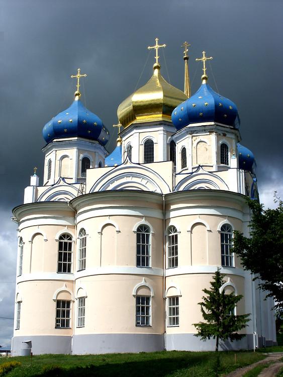 Собор Спаса Преображения-Болхов-Болховский район-Орловская область