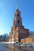 Колычево. Казанский монастырь. Церковь Ювеналия, Патриарха Иерусалимского, в колокольне