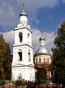 Церковь Вознесения Господня - Борисоглебский погост - Киржачский район - Владимирская область