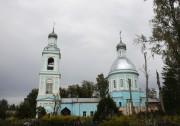 Борисоглебский погост. Вознесения Господня, церковь