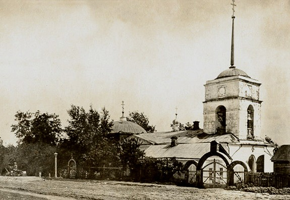 Церковь Митрофана Воронежского, Пенза