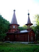 Церковь Покрова Пресвятой Богородицы - Плодовое - Приозерский район - Ленинградская область