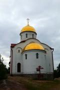 Церковь Георгия Победоносца - Кузнечное - Приозерский район - Ленинградская область