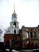 Церковь Благовещения Пресвятой Богородицы - Семигорье - Вичугский район - Ивановская область