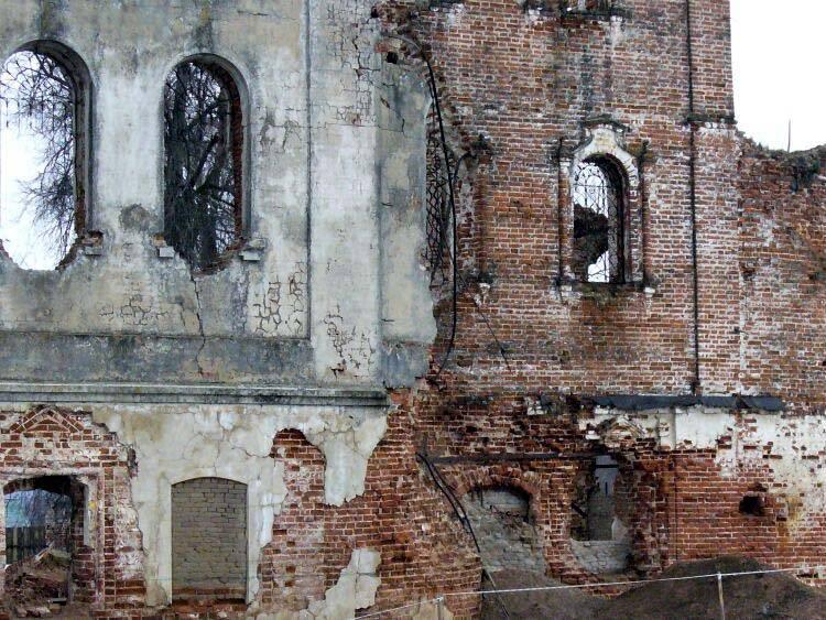 Церковь Благовещения Пресвятой Богородицы, Семигорье