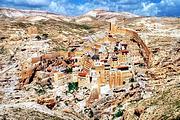 Саввы Освященного, Лавра-Иудейская пустыня, Вади Кедрон-Палестина-Прочие страны-Серж