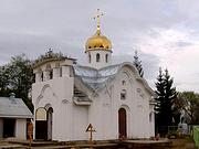 Савватьево. Савватьева пустынь. Церковь иконы Божией Матери