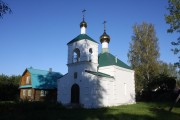 Первое Мая. Николая Чудотворца, церковь