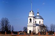 Церковь Николая Чудотворца - Ушаковские Горки - Старицкий район - Тверская область