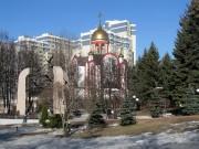 Церковь Георгия Победоносца-Видное-Ленинский район-Московская область-Евгений Ермаков