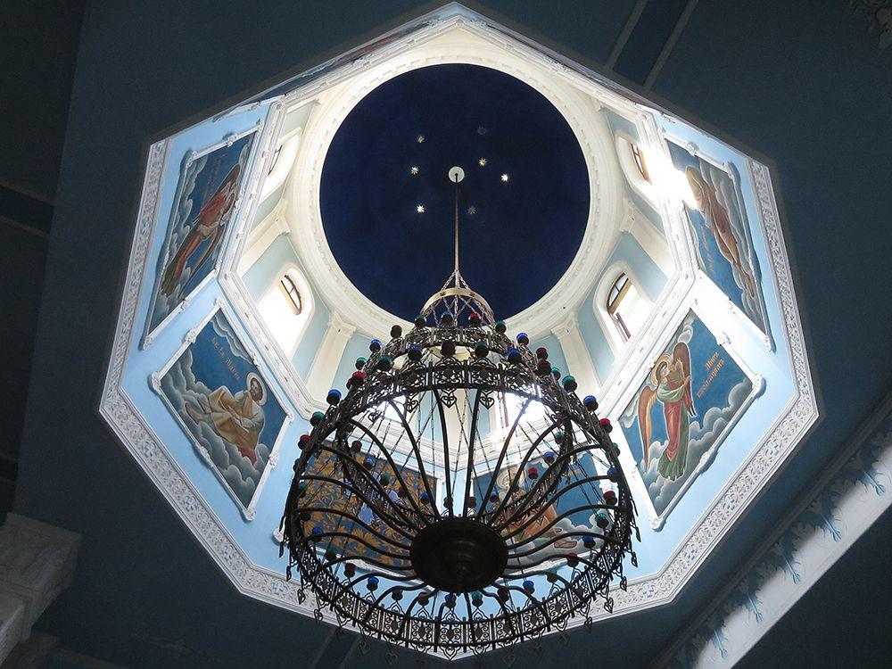 Церковь Владимира равноапостольного, Ташкент