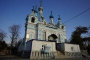 Ташкент. Александра Невского, церковь