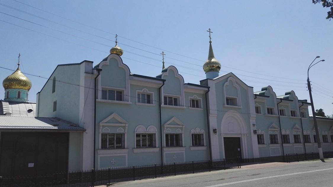 Троице-Никольский женский монастырь, Ташкент