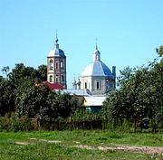 Церковь Троицы Живоначальной - Троицкое - Жуковский район - Калужская область