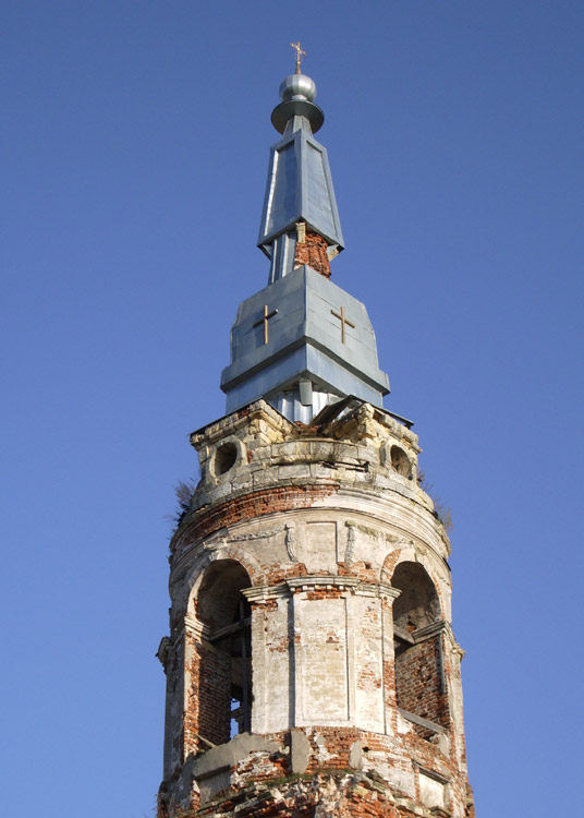 Церковь Спаса Нерукотворного Образа, Райсемёновское