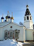 Церковь Николая Чудотворца - Сидоровское - Одинцовский район, г. Звенигород - Московская область