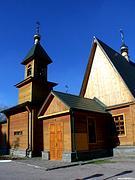 Церковь Иверской иконы Божией Матери в Сортировочном - Нижний Новгород - г. Нижний Новгород - Нижегородская область