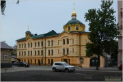 Нижегородский район. Кирилла и Мефодия при Общежитии гимназистов, церковь