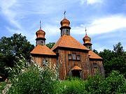Церковь Михаила Архангела из с. Дорогинки Киевской обл. - Пирогово - г. Киев - Украина, Киевская область