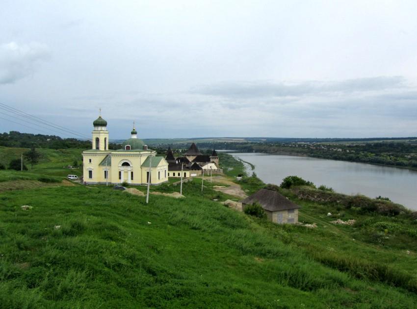 Церковь Александра Невского-Хотин-Хотинский район-Украина, Черновицкая область