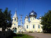 Церковь Воздвижения Креста Господня - Кодыма - Кодымский район - Украина, Одесская область