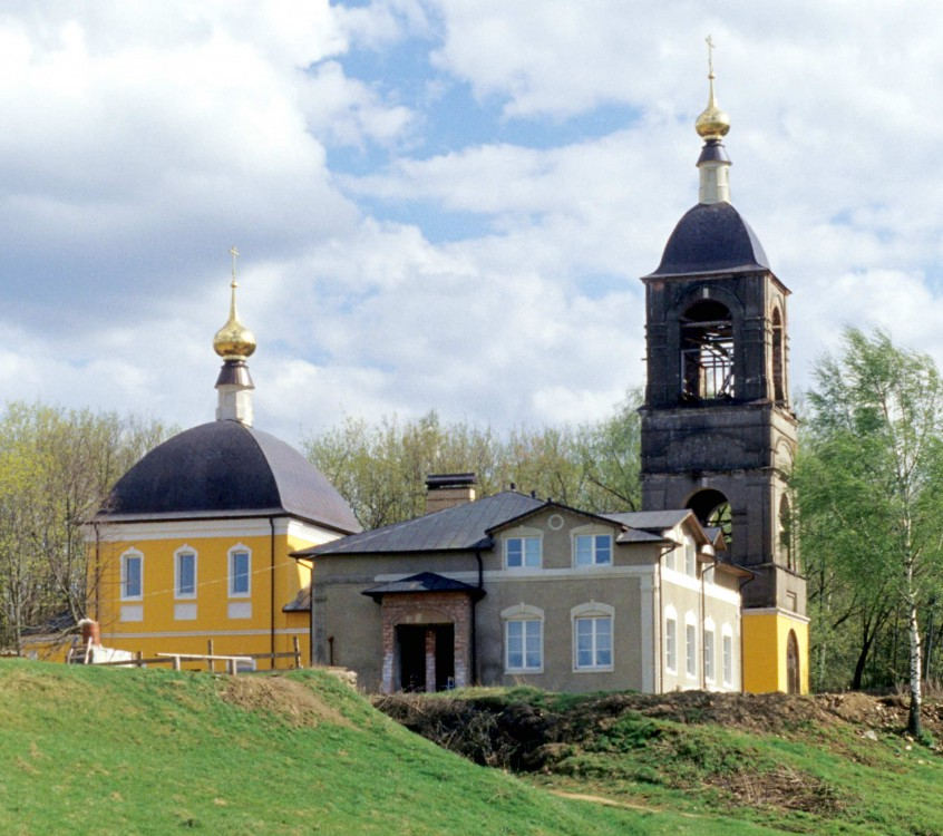 Церковь Николая Чудотворца, Луцино