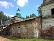 Церковь Казанской иконы Божией Матери - Бахарево - Кинешемский район - Ивановская область