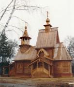 Церковь Николая Чудотворца - Саввинская Слобода - Одинцовский район, г. Звенигород - Московская область