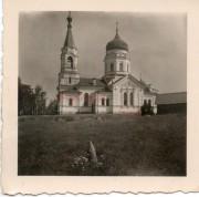 Церковь Вознесения Господня - Самро - Лужский район - Ленинградская область