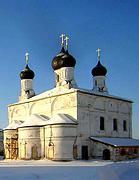 Макариев-Унженский женский монастырь. Собор Троицы Живоначальной - Макарьев - Макарьевский район - Костромская область