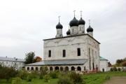 Макарьев. Макариев-Унженский женский монастырь. Собор Троицы Живоначальной