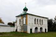 Макарьев. Макариев-Унженский женский монастырь. Церковь Николая Чудотворца