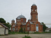 Церковь Воскресения Словущего - Серповое - Моршанский район - Тамбовская область