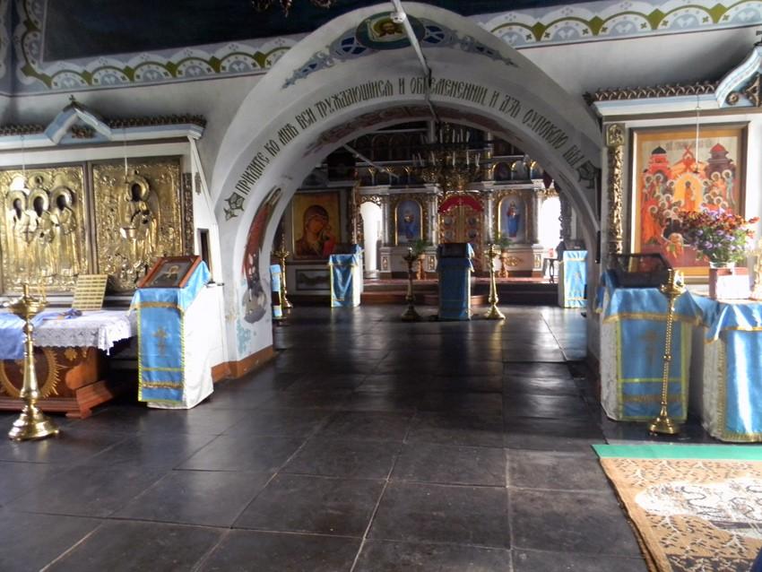 Церковь Илии Пророка, Илья-Высоково