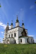 Церковь Димитрия Солунского в Дымковской слободе - Дымково - Великоустюгский район - Вологодская область